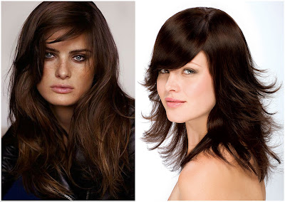 Hair Color Dark Golden Brown - List of Blond and Brown Hair Color for All Skin Types