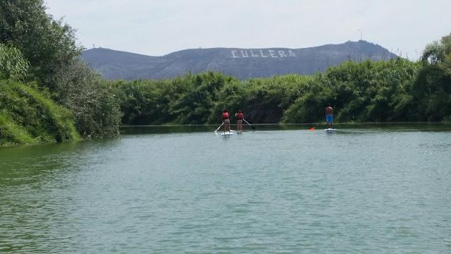 alquiler paddle sueca