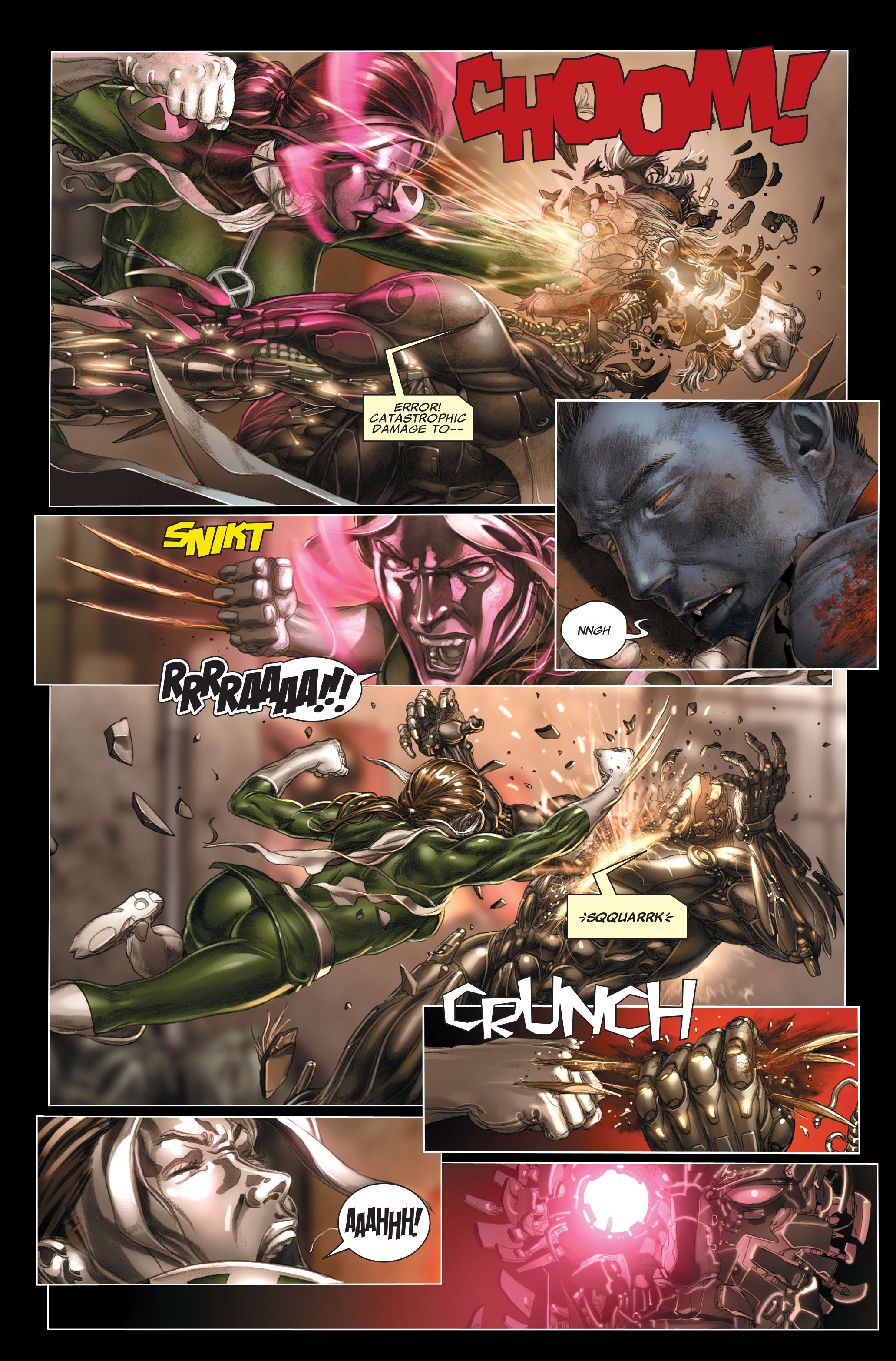 Read online X-Force (2008) comic -  Issue #26 - 15