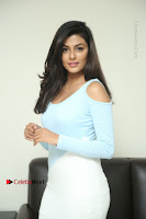 Anisha Ambrose Latest Pos Skirt at Fashion Designer Son of Ladies Tailor Movie Interview .COM 0632.JPG