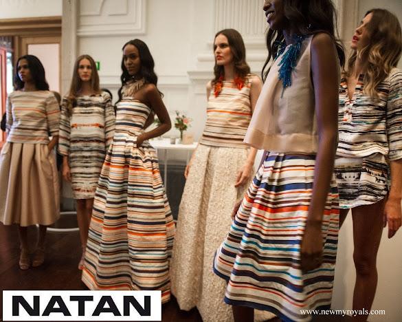 Queen Maxima wears Natan Dress- Skirt