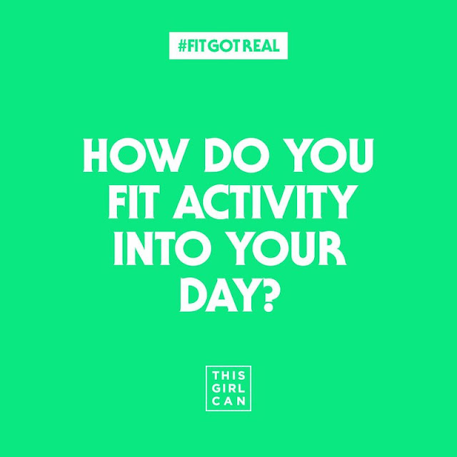 This Girl Can Fit Got Real - Tess Agnew fitness blogger thisgirlcan ambassador