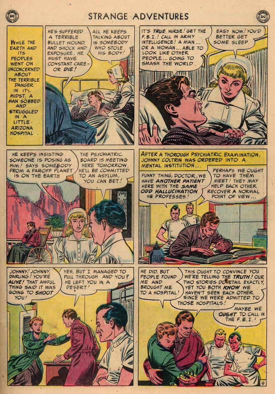 Strange Adventures (1950) issue 3 - Page 47