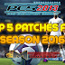 PES 2013: TOP 5 PATCHES FOR SEASON 2016