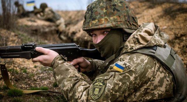 Российские оккупанты несут на Донбассе ужасные потери