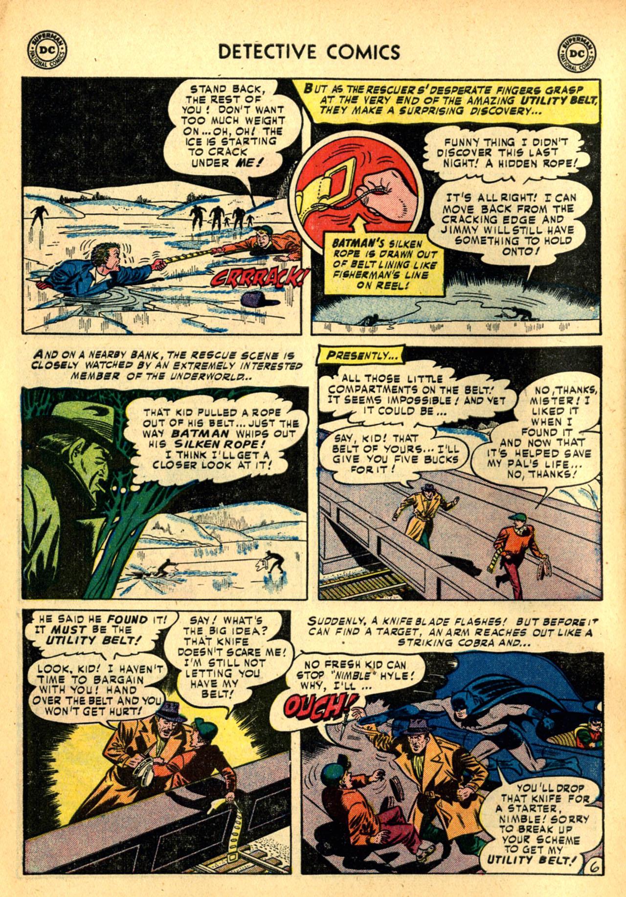 Detective Comics (1937) 185 Page 7