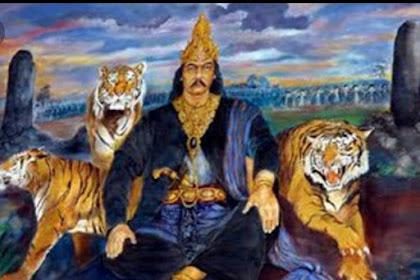 Legenda Asal Usul Sri Baduga Maharaja, Prabu Siliwangi