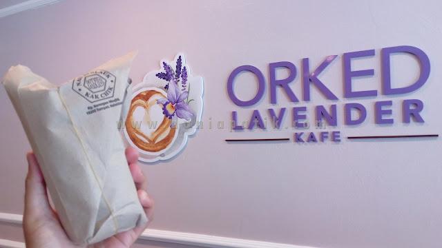 ORKED LAVENDER KAFE BANDAR BARU BANGI