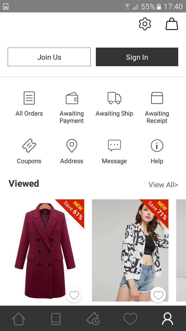 Testing A New Shopping App Tidebuy App Get Sparkly Prvi I Jedini Blog O Nakitu Na Balkanu
