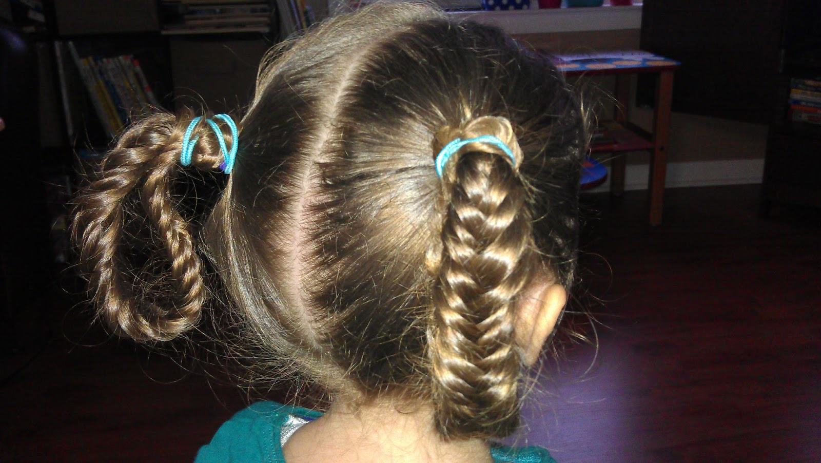 4xfaithful: Braids, Buns, & Bows - Oh My! (Part TWO)
