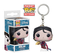 Pocket Pop! Keychain Mulan