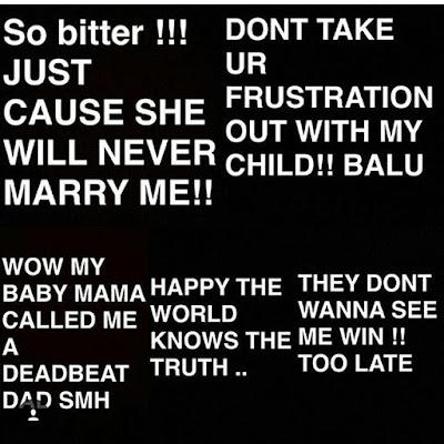 Davido and babymama in messy snapchat fight : Kemi Filani ...