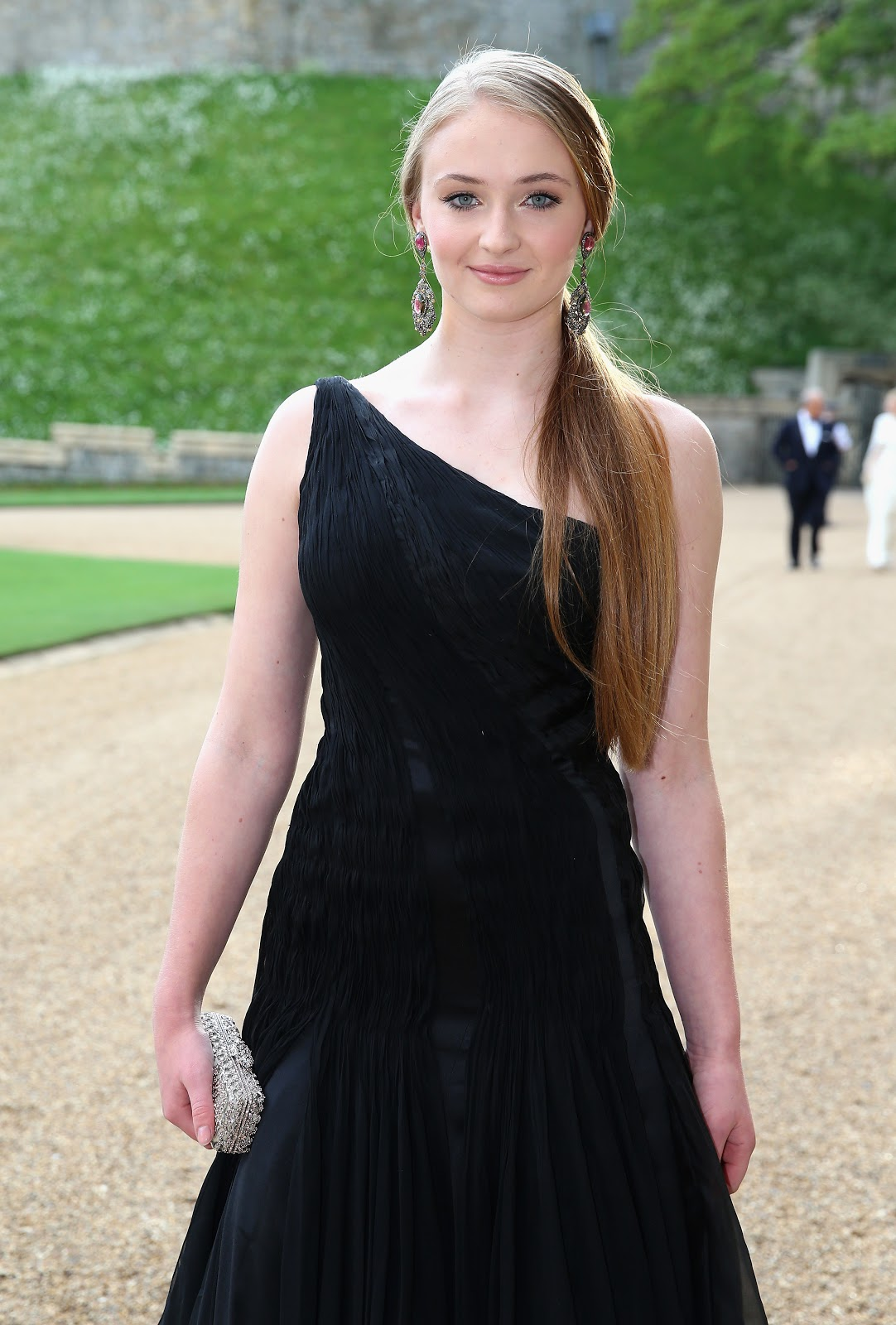 'Game of Thrones'  actress Sophie Turner Full HD Images & Wallpapers