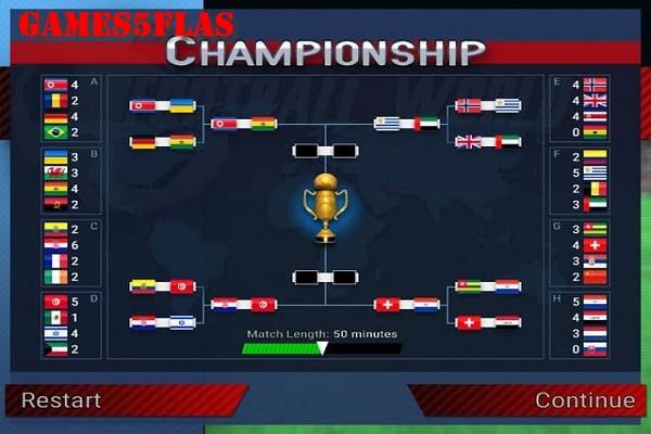 تحميل لعبة رابطة العالم لكرة القدم للكمبيوتر