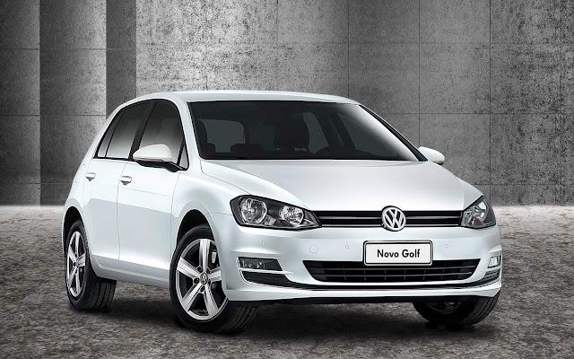 VW Golf Comfortline 2017 TSI Flex - preço, consumo