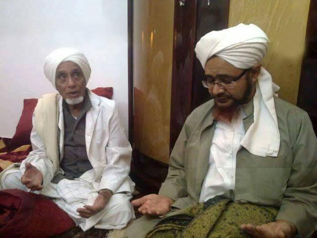 Amalan Al-Habib Abdullah bin Alwi Al-Haddad dalam Shalat Dhuha