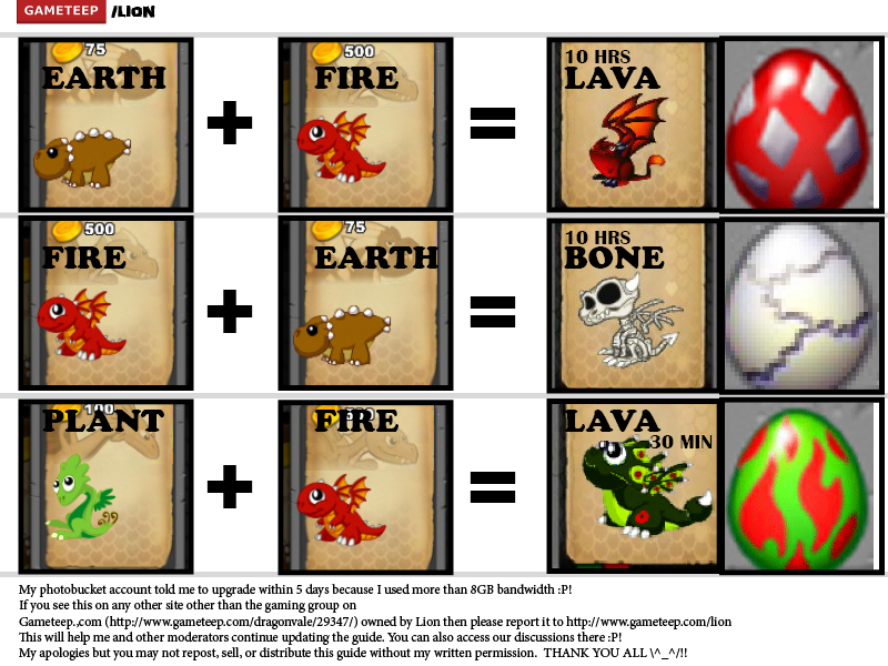 Dragonvale breeding chart |. Dragonvale breeding guide part 2.