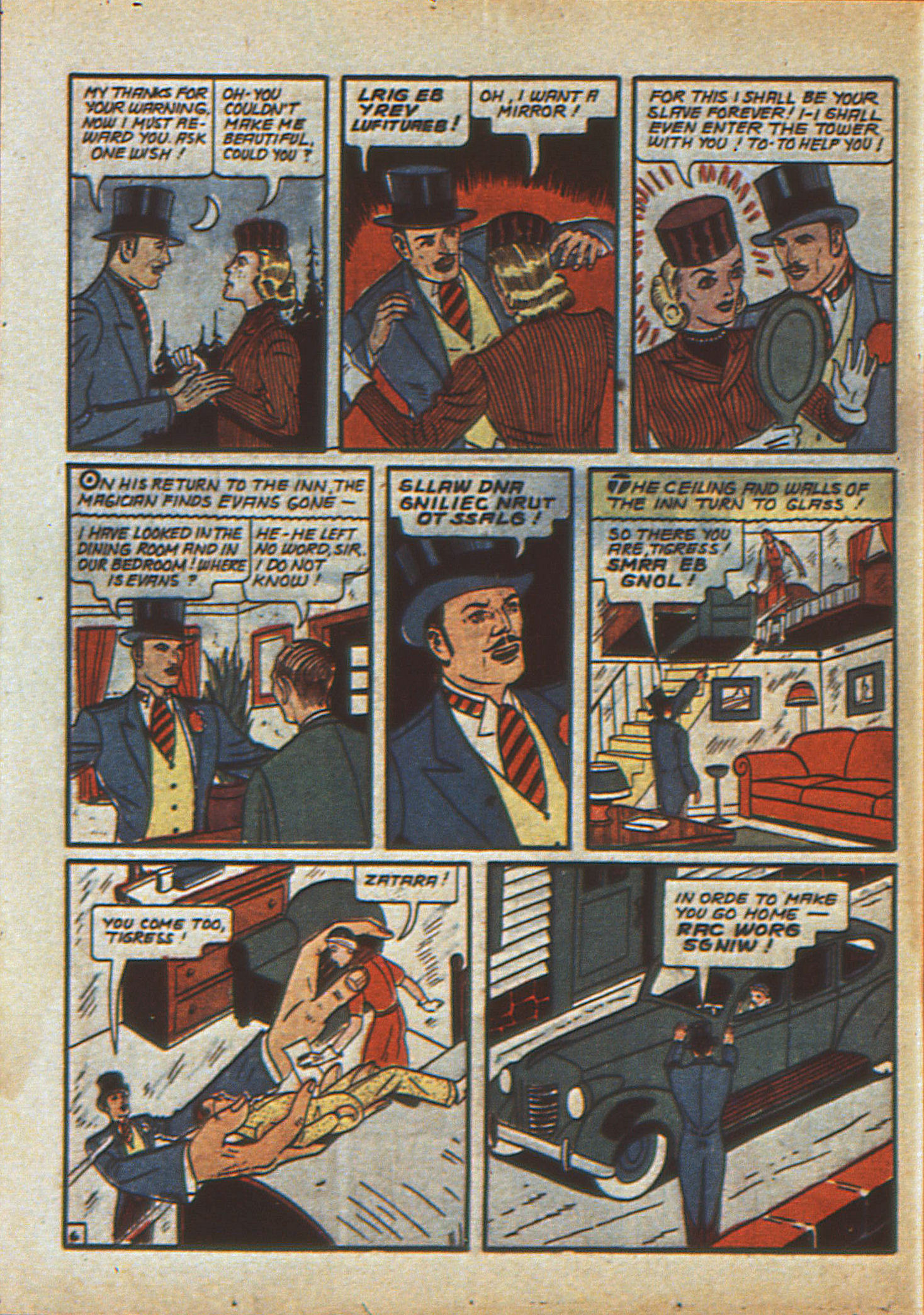 Read online Action Comics (1938) comic -  Issue #23 - 61