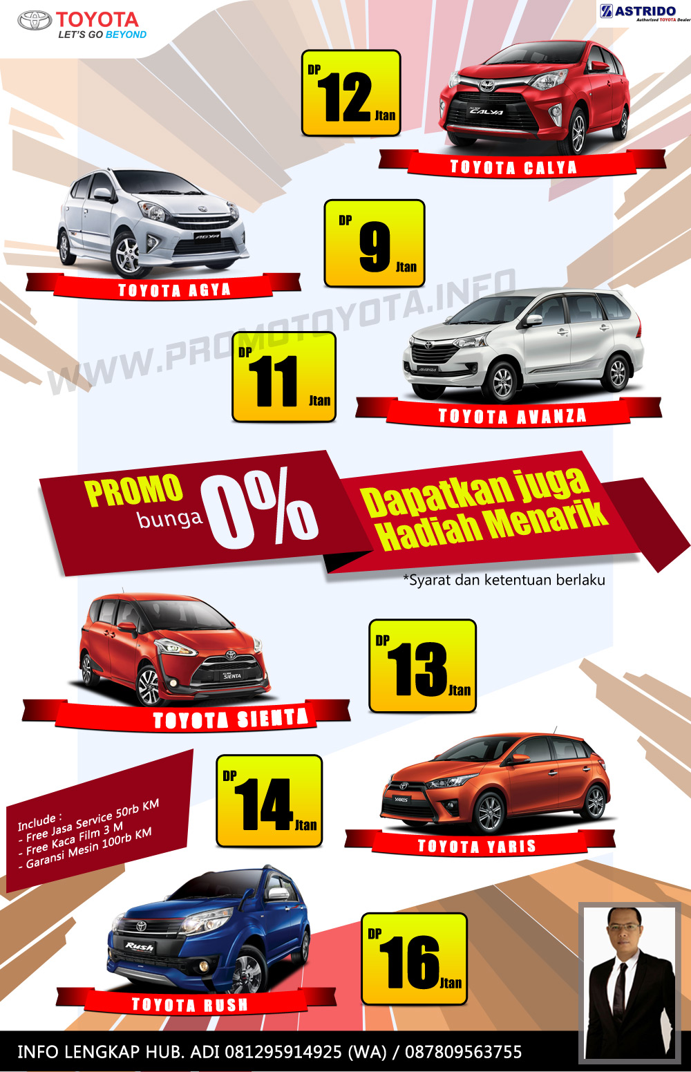 Promo Toyota Termurah 2017