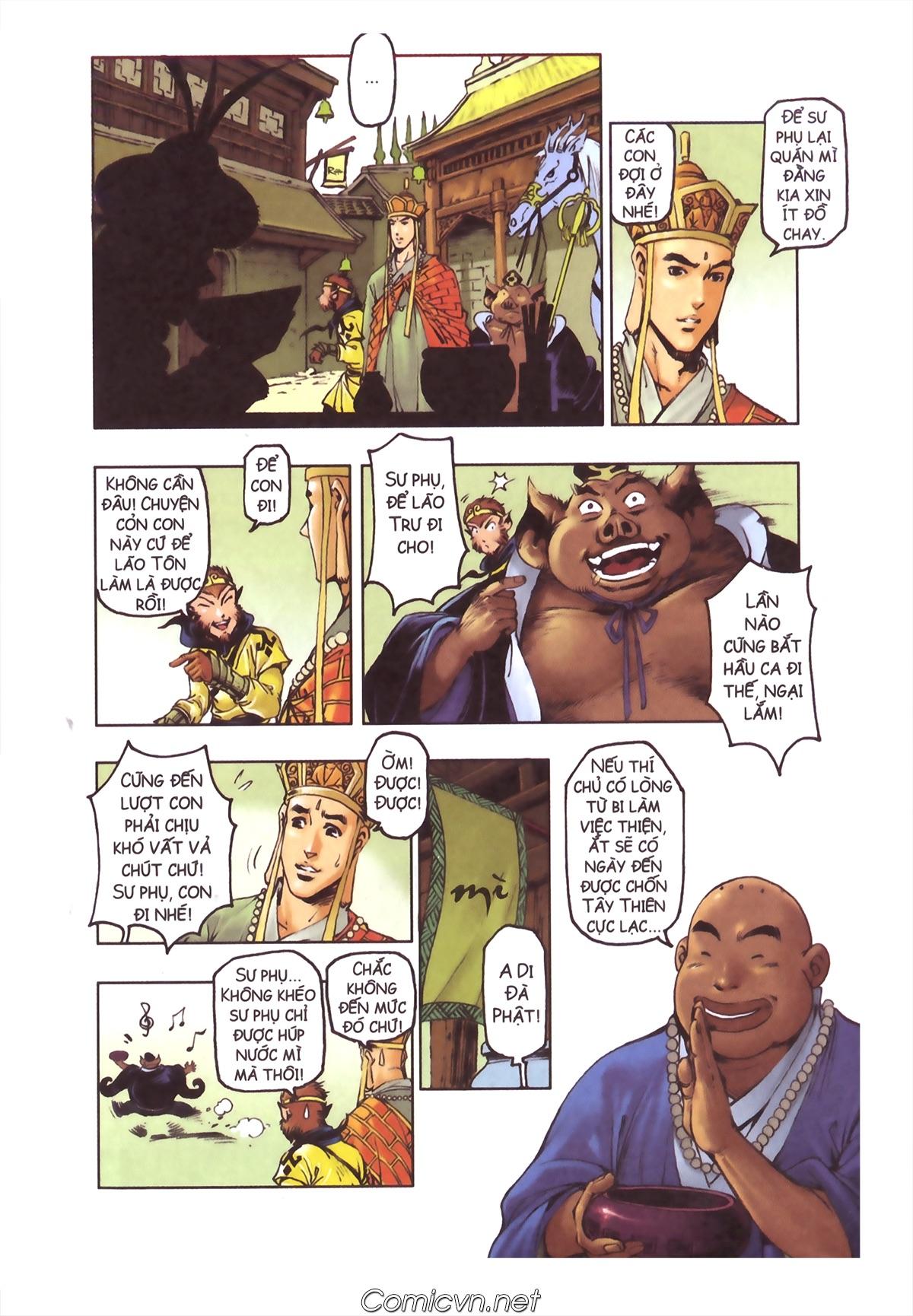 Tây Du Ký màu - Chapter 110 - Pic 11