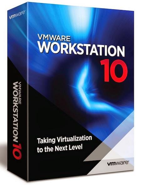 VMware Workstation 10.0.4 + Serial