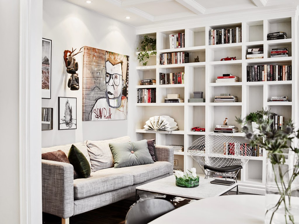 Plantagegatan 9b An Apartment Full Of Charm In G 246 Teborg