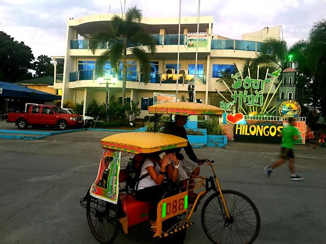 How to go to Cuatro Islas from Cebu via Hilongos Leyte