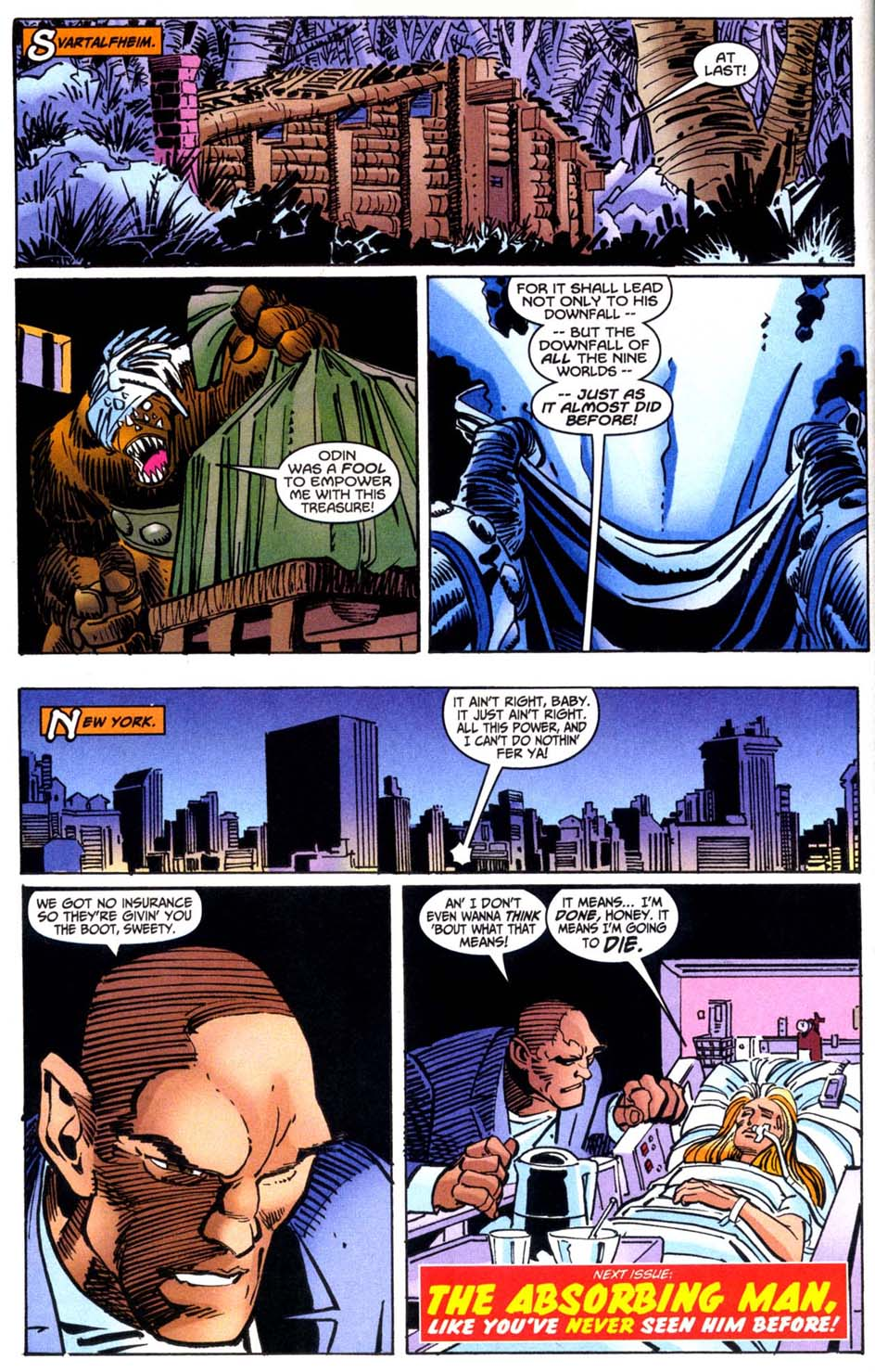 Thor (1998) Issue #25 #26 - English 38