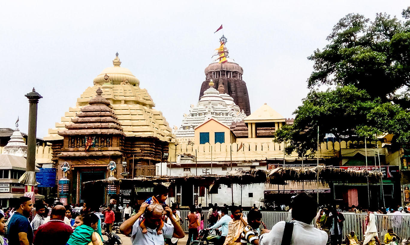 Jagannath Temple of Puri