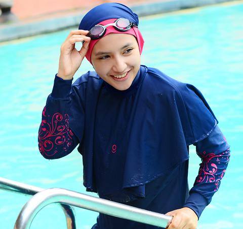 model baju renang muslim