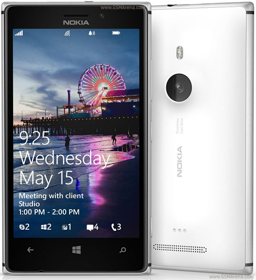 Nokia Lumia 925 (with all specifications)