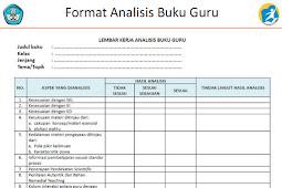Pentingnya Analisis Buku Guru dan Siswa Dalam Implementasi Kurikulum 2013