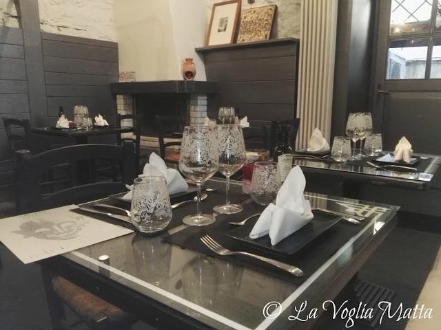 """Adonis"" ristorante libanese - Trieste"
