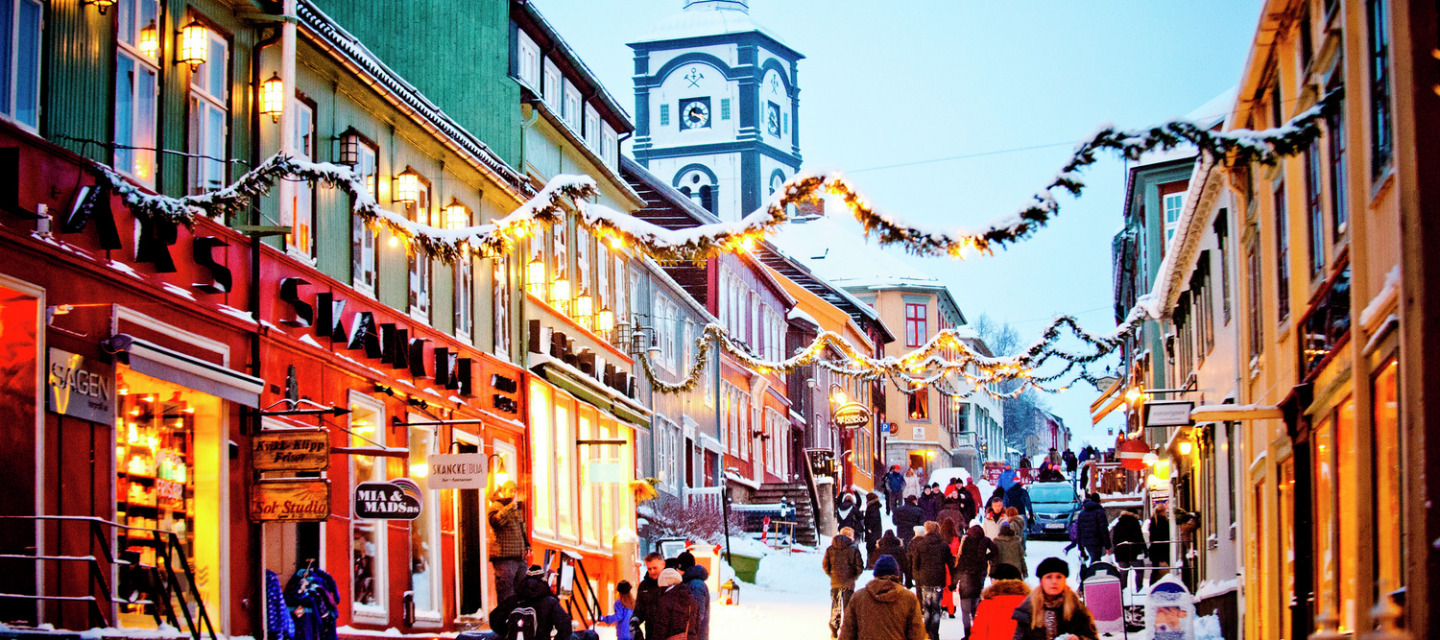 Norway Travel Blog - Tourism & Travel Guide: God Jul! Christmas in ...
