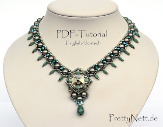 "Necklace ""Rosali"" by PrettyNett.de"