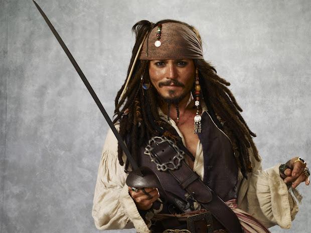 Pirates of Caribbean Jack Sparrow