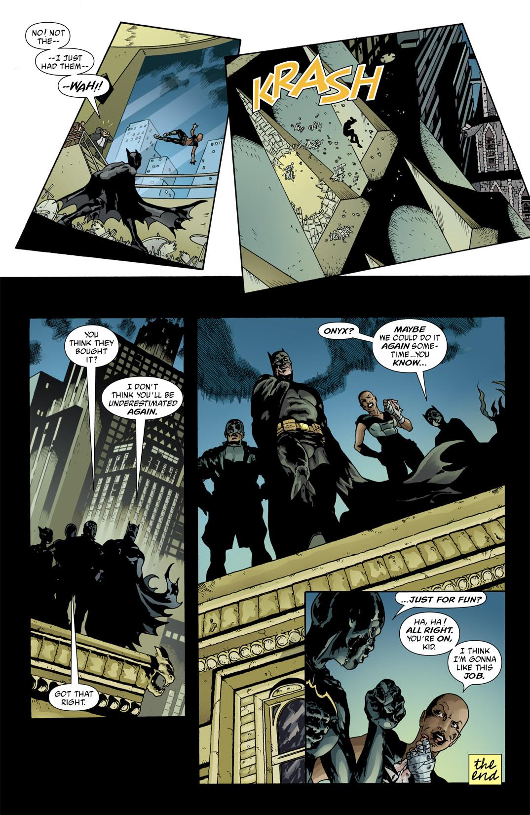 Detective Comics (1937) 796 Page 30