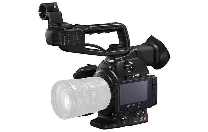 Цифровая кинокамера Canon