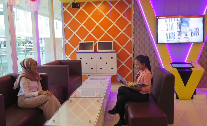 Harga Room Inul Vizta Denpasar Junction Karaoke Keluarga