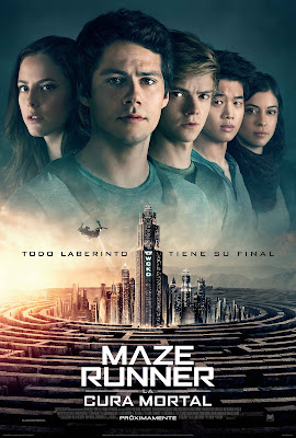Maze Runner The Death Cure [Latino]
