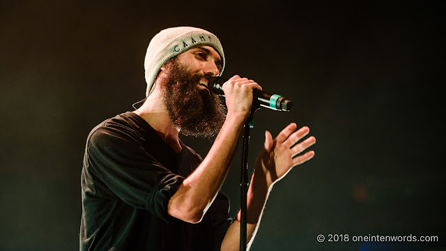 Rainbow Kitten Surprise at The Danforth Music Hall on April 16, 2018 Photo by John Ordean at One In Ten Words oneintenwords.com toronto indie alternative live music blog concert photography pictures photos