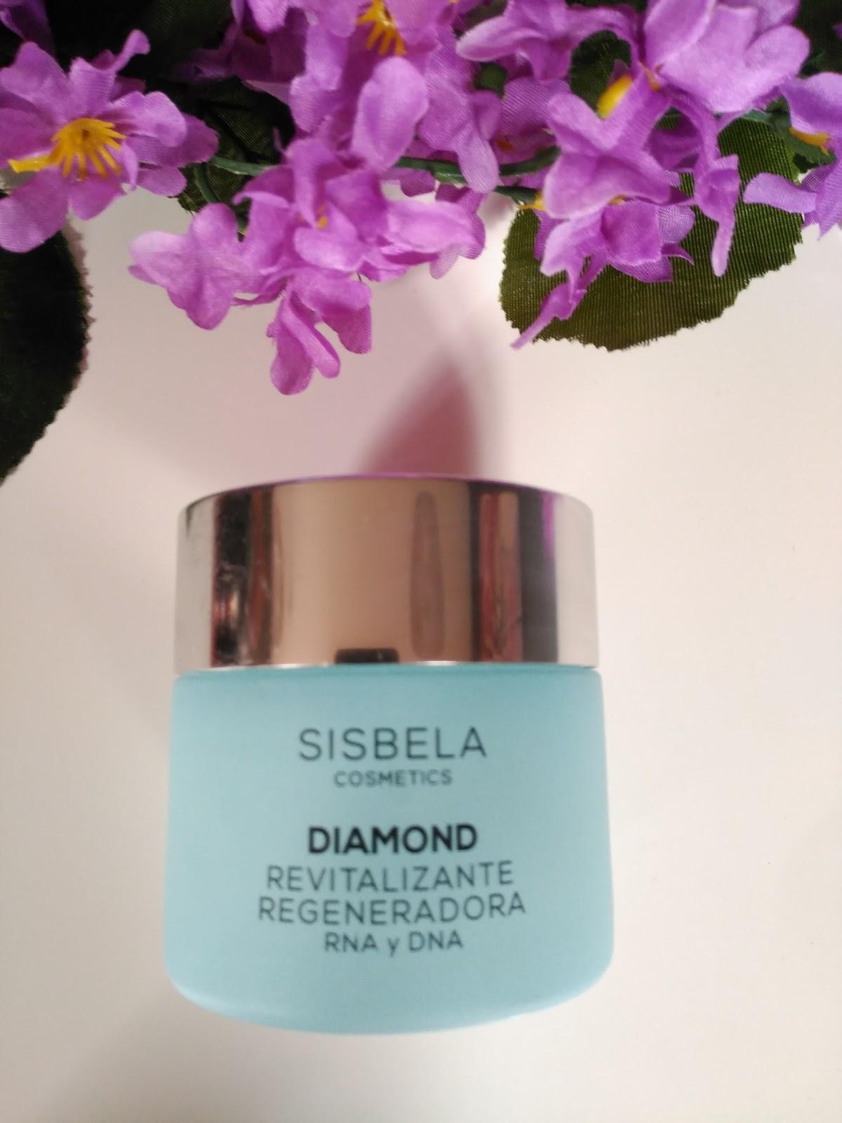 Crema Diamond Sisbela de Mercadona