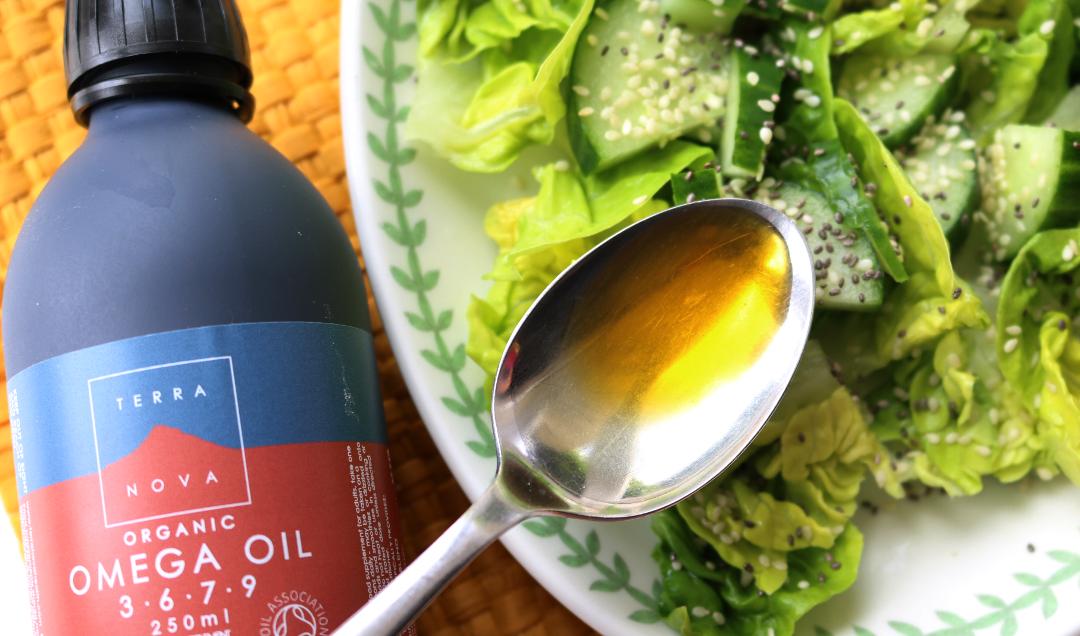Terra Nova Organic Omega 3-6-7-9 Oil