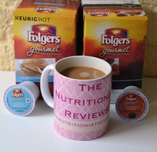 Folgers Gourmet Selections Coffee + Giveaway