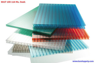 Nhà phân phối tấm lợp lấy sáng thông minh polycarbonate chính thức tại Miền Nam - Sơn Băng ảnh 10