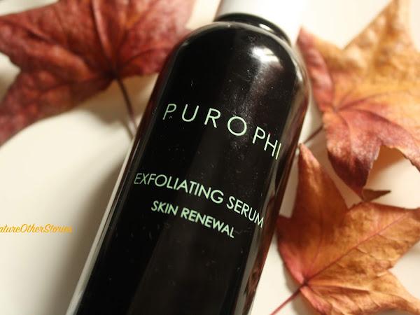 Purophi & l'esfoliante gentile