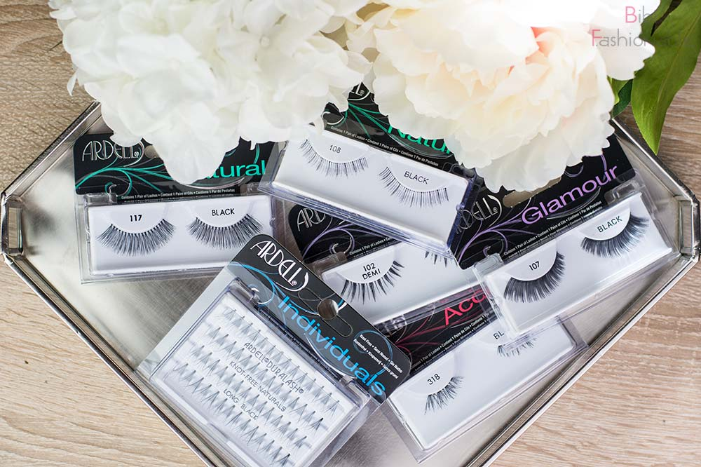 False Lashes Guide Ardell Lashes Flatlay