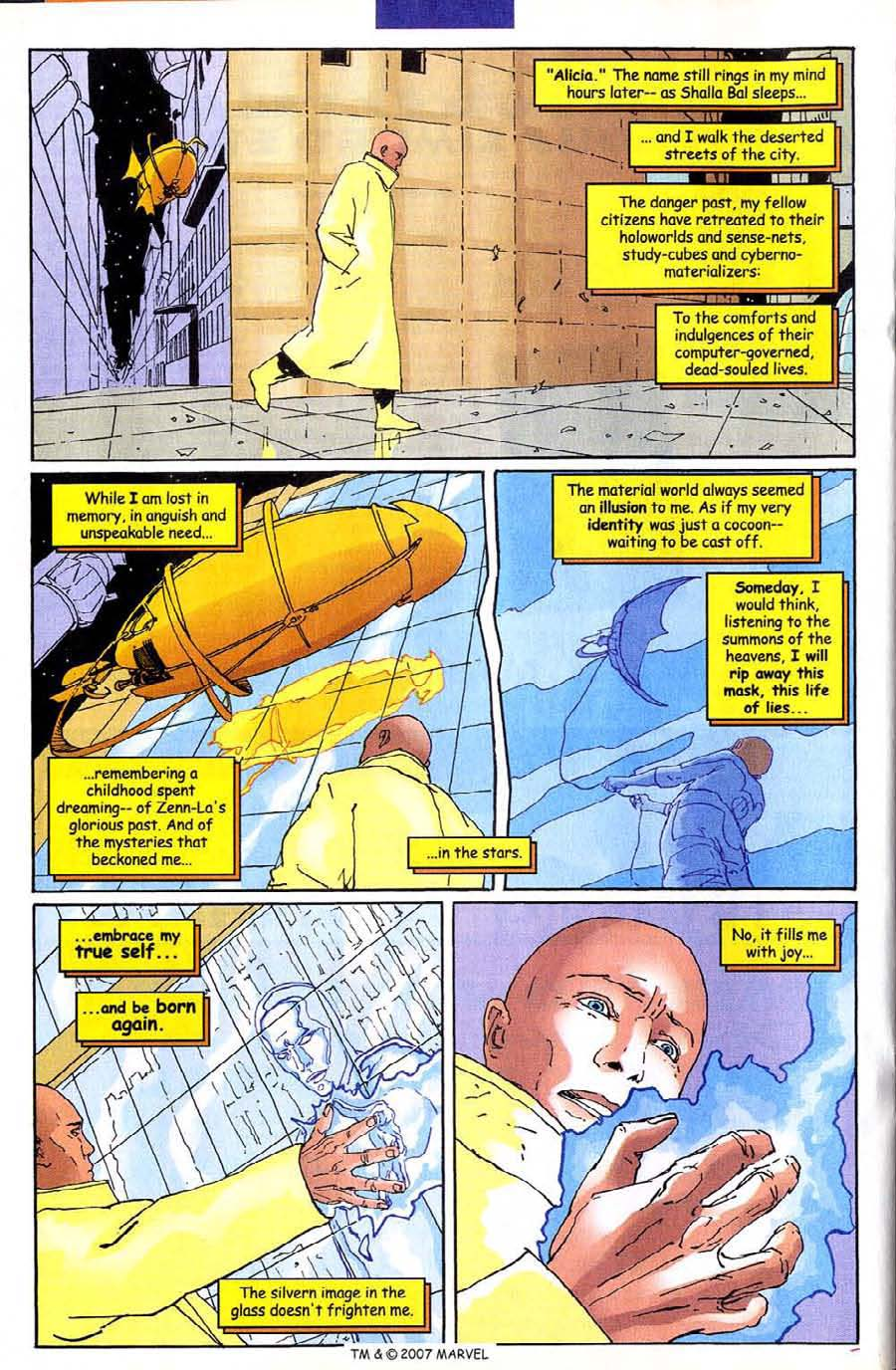 Read online Silver Surfer (1987) comic -  Issue #140 - 22