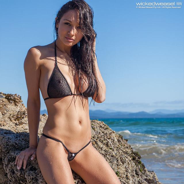 Micro swimwear wicked weasel bikini