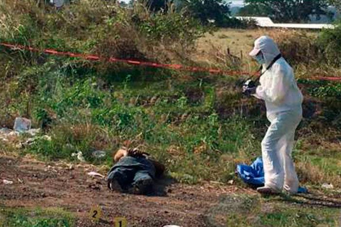 Imparable la ola de violencia en Tierra Caliente: balaceras, ejecutados, robos